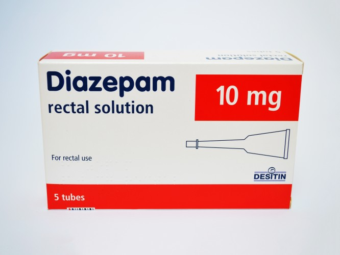 diazepam withdrawal muscle twitching