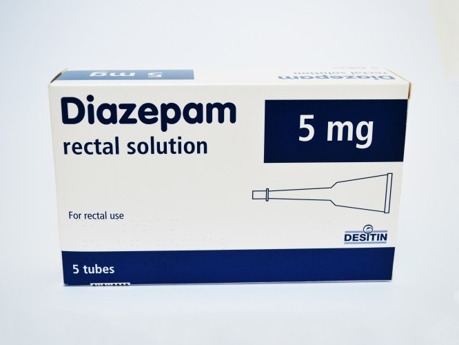 how to get prescribed diazepam